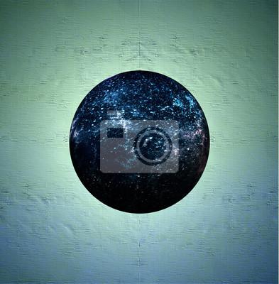 Wall mural Spherical Universe