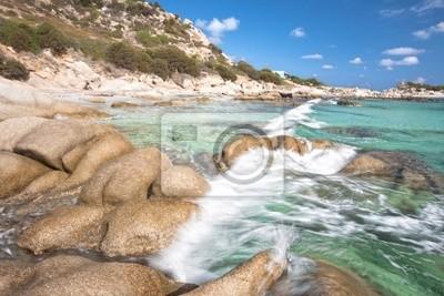 Spiagga Punta Molentis