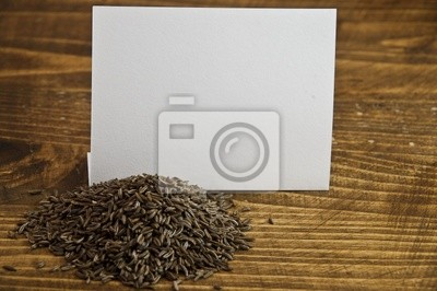Wall mural spice