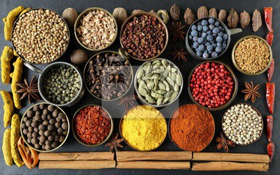 Spices.