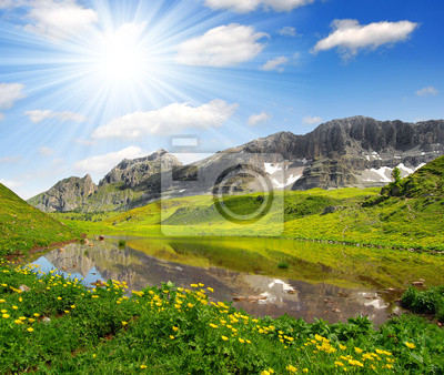 Spinal Lake - Dolomites Italy
