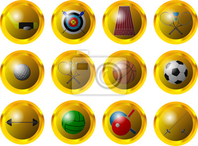 sports symbols 2012