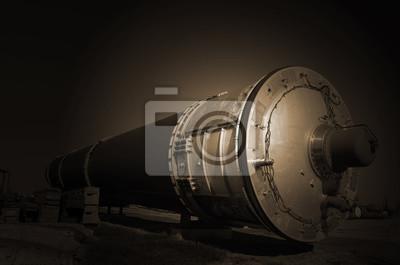SS-18 Satan (RS-20V - Voevoda).Intercontinental nuclear ballistic missile