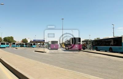 Stabuł Turcja dworzec autobusowy