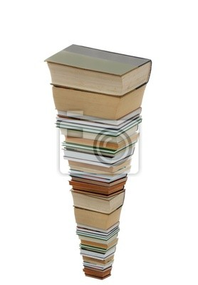 Wall mural Stack