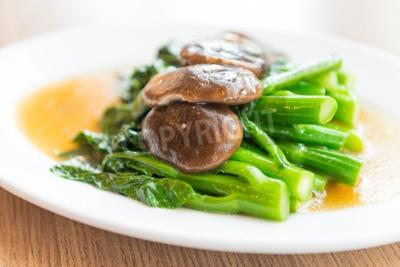 Stir vegetable
