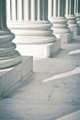 Wall mural Stone Pillars