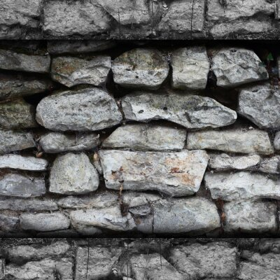 Wall mural stone texture background abstract surface architecture wall rock
