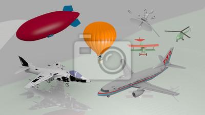 storia dell'aeronautica