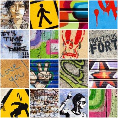 Wall mural Street Art 2