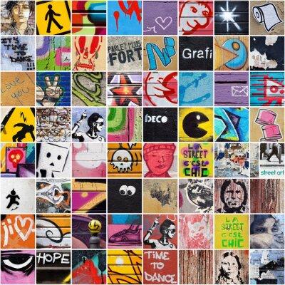 Wall mural Street Art 7
