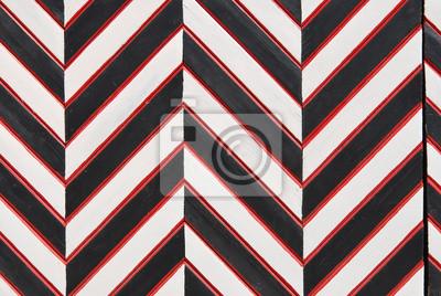 Wall mural Stripes