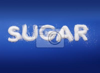 Wall mural Sugar