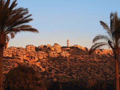 Sunset in Haifa