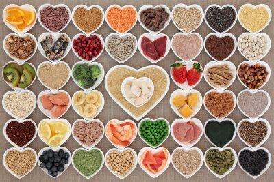 Wall mural Super Health Food