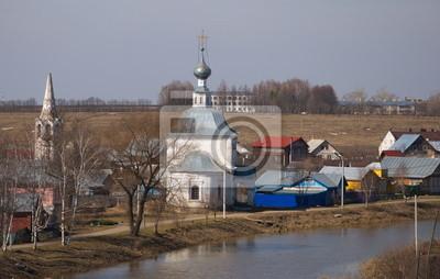 Suzdal landscape