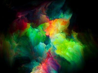 Swirling Paint