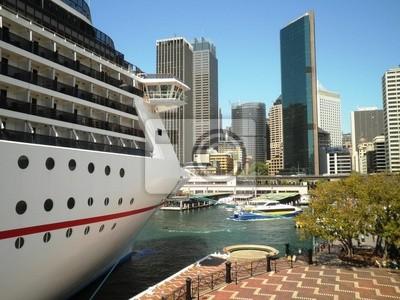 Sydney Cruise Ship