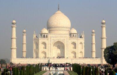 Wall mural Taj Mahal