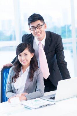 Team portrait