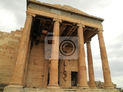 Temple Athens Greece