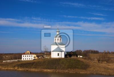 The church in Suzdal