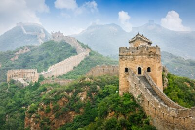 Wall mural The Great Wall of China