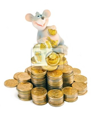 The rich mouse