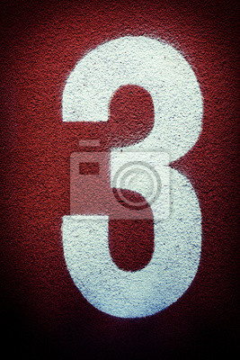 Track and field number three