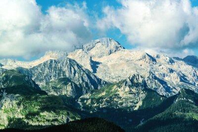 Wall mural Triglav mountain peak, Slovenia