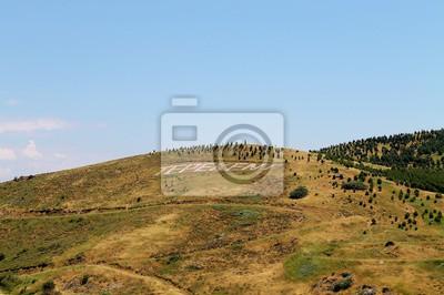 Turcja wzgórze