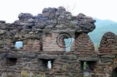 Twierdza Ananuri ruiny