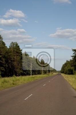ukraine, road to rivne