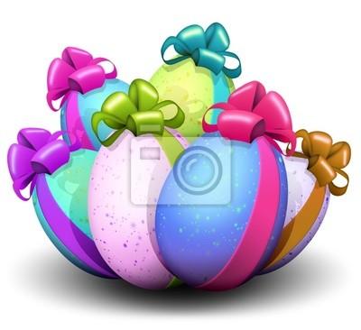 Uova Pasqua-Easter Eggs-Oeufs Paques