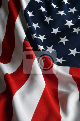 USA Flag texture