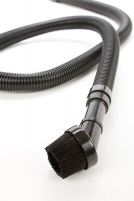 Vacuum Cleaner with Corrugated Tube
