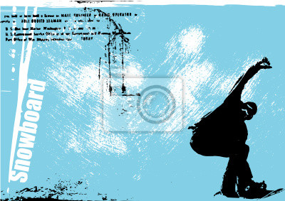 Wall mural vector grunge background