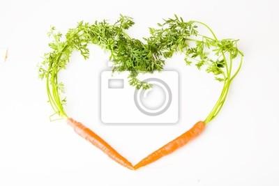Wall mural vegetable