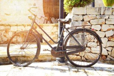 Wall mural vélo vintage décoratif