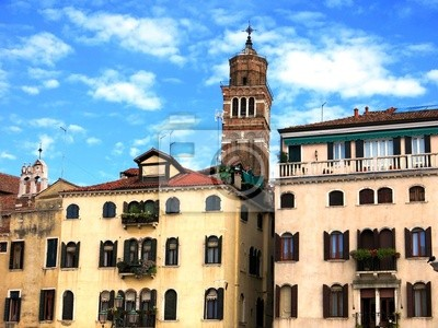 Venice Houses Venezia Italy