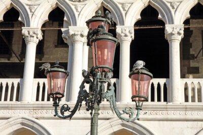 Wall mural Venice Veneto Italy Doges palace
