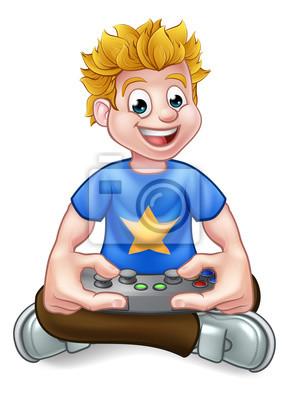 Video Game Gamer