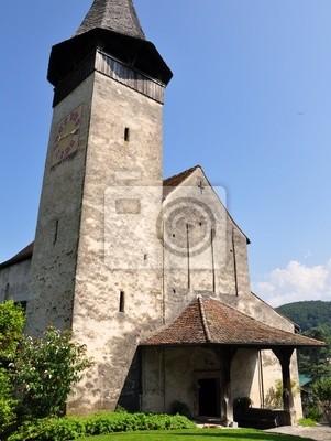 vieille chapelle de Spiez