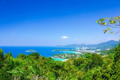 View point of Karon Beach
