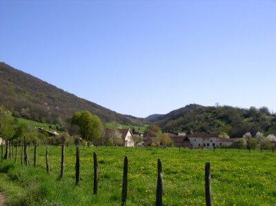 village de l'ain