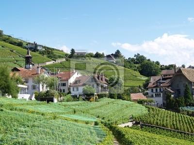 village de vignerons... la Villette