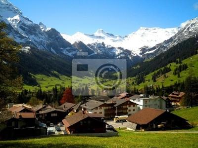 Village in Switzerland