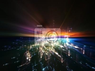 Virtual Reality Abstract