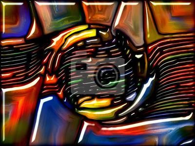 Virtualization of Glass