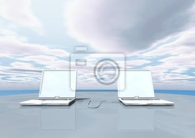 virtuell laptop